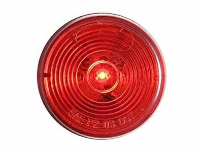 Optronics MCL56RB Marker/Clearance Light (Red grommet mount)