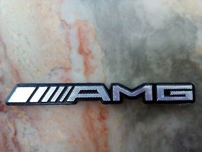 q5, Car styling AMG style metal sticker, logo badge