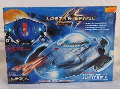 LOST IN SPACE Movie Deluxe Transforming Jupiter 2