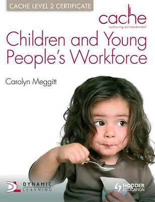 Cache Level 2 Children & Young People's Workforce Certificate-ExLibrary