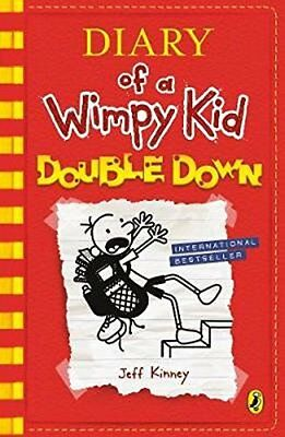 Diary of a Wimpy Kid 3 Books Classic Collection, Double Down,Do it Yourself-New