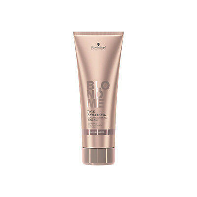 Schwarzkopf Professional BlondMe Warm Blondes Tone Enhancing Bonding Shampoo