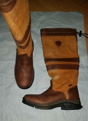 d360cdc2fab ARIAT BRAEMAR GTX Ladies Leather Riding / Country Boots Size UK-4.5 /  EU-37.5