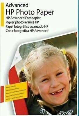 "80 HP Advanced 6 x 4  Photo Paper Glossy GENUINE/ORIGINAL 6"" x 4"" 10 x15 cm"