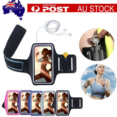 Gym Exercise Phone Case Running Sports Armbands Pouch for iPhone HuaWei SAMSUNG