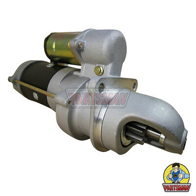 Starter Motor Delco Type  12V 2.5KW Arrow Head Perkins Mounting Hyster Fork Lift