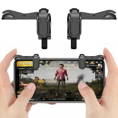 PUBG Shooter Controller Game Trigger Fire Button Handle L1R1 For Samsung S9 Plus