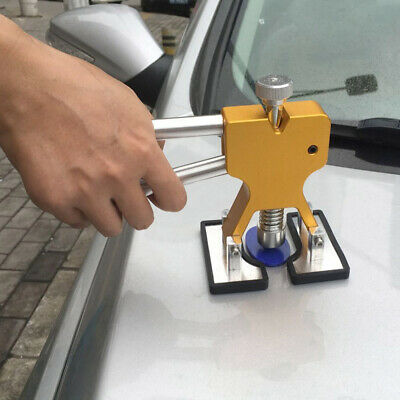 PDR Car Body Dent Ding Remover Repair Puller Kit Tools Suckers Portable AU Y1K6