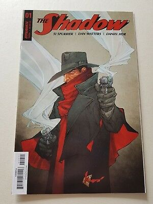 The Shadow Issue 1 Dynamite