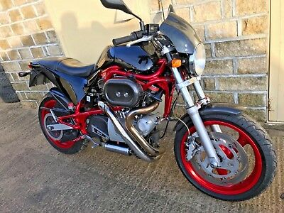 1998 Buell M2 Cyclone 1200cc Harley V-Twin - Very rare bike in amazing condition