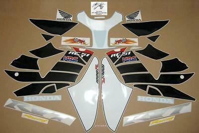 RVT 1000R RC51 2004 Nicky Hayden edition replica decals stickers graphics set