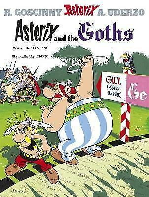 Asterix and the Goths (Asterix (Orion Hardcover))-ExLibrary