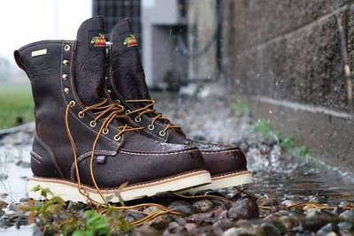 9cbce53ab61 THOROGOOD BOOTS MADE In USA Waterproof 8