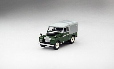 1957 Land Rover Series I 88 - Soft-Top  in 1:43 Scale by TSM