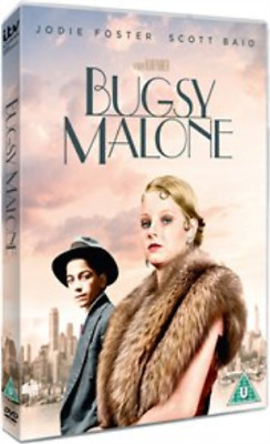 Jodie Foster, Martin Lev-Bugsy Malone  (UK IMPORT)  DVD NEW
