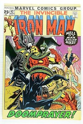 Lot of 6 Silver/Bronze Age Marvel Comic Books #4 A5