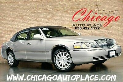 2007 Lincoln Town Car Presidential Town Sedan 1 Owner Clean Carfax