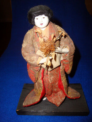 Antique Japanese Doll (4th piece)