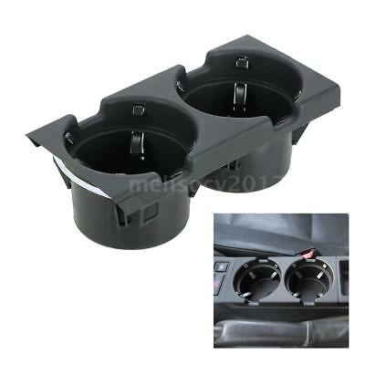 Car Front Center Console Drink Cup Holder Storage 51168217953 for BMW E46 3 Ser