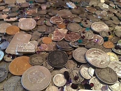 Silver Coins Old Gold Lot Liquidation Sale Bullion Hoard Estate Collection .999!