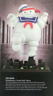 Ghostbusters Karate Puft Loot Crate DX Exclusive Figure Stay Puft