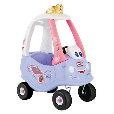 Little Tikes Cozy Coupe Fairy Kids Ride On Toy