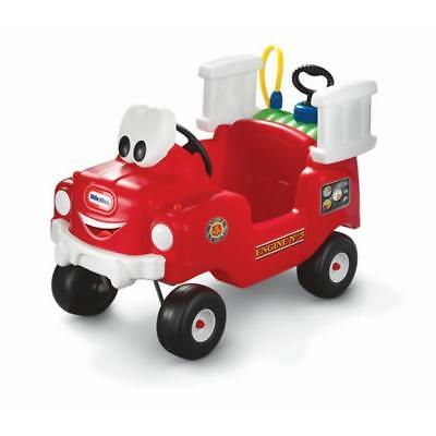 Little Tikes Spray & Rescue Fire Ride On Truck For Kids