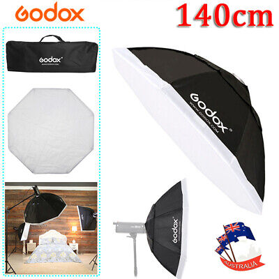 Godox 140cm Octagon Softbox Bowens Mount octabox For Studio Strobe Light Flash