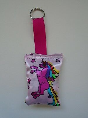 Soft Feel Unicorn Keyring Keyrings Key Ring Key Chain Unicorns Gift Idea New