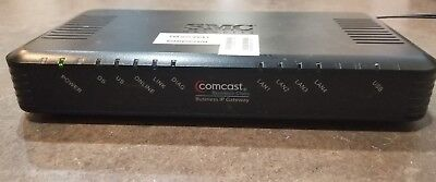 Smc Smcd3g Ccr Comcast Business Class Cable Modem 4 Port Router Ipv6 Docsis 3 0 14 99 Picclick