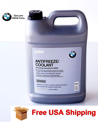 Genuine BMW Coolant Antifreeze Blue Color | FREE SHIPPING