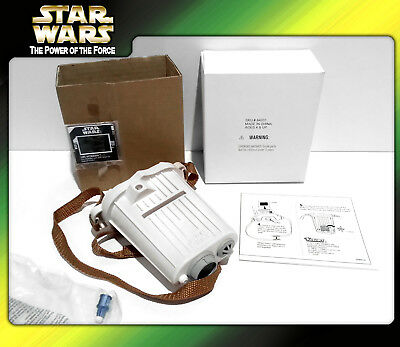 STAR WARS Power of the Force (POTF2): Luke's Freeze Frame Slide Viewer (OVP)