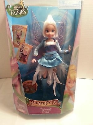 The pirate fairy doll = periwinkle 2014 nib jack pacific
