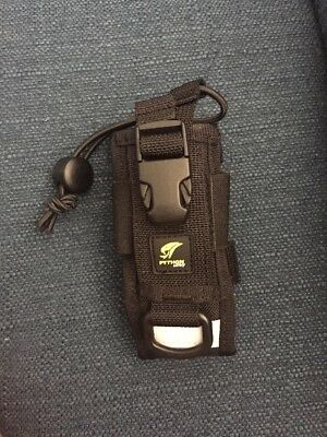 Python Safety - Radio Holster - With Belt Loops - Holder Pouch