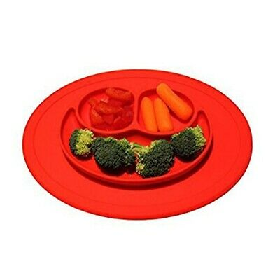 Happy Mat silicone plate stable bowl Toddler infant kids baby Dishes