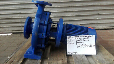 Ksb Etabloc Centrifugal Pump/ Pump / Type: BN40-250/304 / Very Good Condition