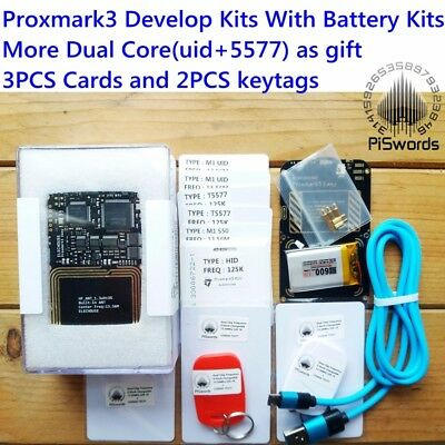 proxmark3 develop suit3 Kits proxmark NFC RFID reader writer HF LF antenna SDK