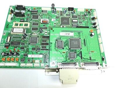 Canon MS 500 Microfilm Scanner Main Control Processing Board MG1-3162 & MG1-2583