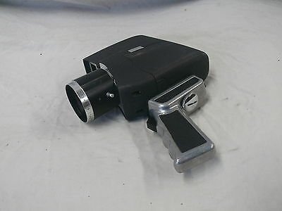 Bell and Howell  8123  Vari Zoom 8mm Vintage Movie Camera