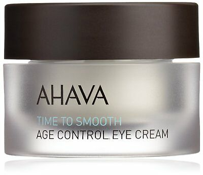 Ahava Time to Smooth Age Control Brightening and Anti Fatigue Eye Cream 0.51 Oz