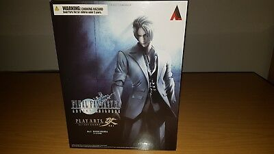 Final Fantasy VII Play Arts Kai Rufus