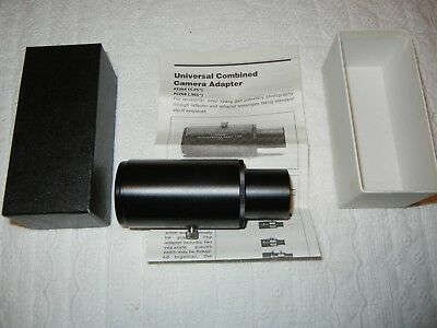 "Orion 05264 Universal Combined Camera Adapter 1.25"" - Free Shipping"