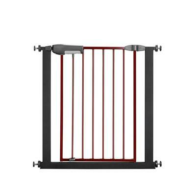 Baby Safety Gate Kids Toddler Deluxe Angle Mount Pet Swing Security For Dog Cat