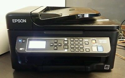 Epson WorkForce Wireless Inkjet MFC Printer WF-2630 (LOCAL PICK-UP ONLY)