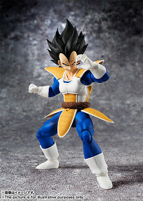 Bandai Tamashii S.H. Figuarts Dragon Ball Z Vegeta (IN STOCK)