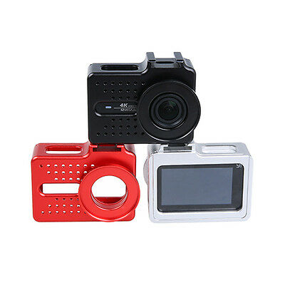 Hot Aluminum Housing Protective Case UV Lens Shell Set For Xiaomi Yi 2 4K Camera