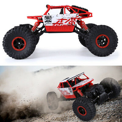 1:18 2.4GHz Remote Control Off-Road Buggy RC Car Monster Truck 4WD Vehicle Kids