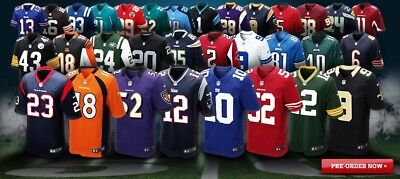 size 40 b20f6 f34ce NFL JERSEY, HOME, away, alternate, colour rush ...
