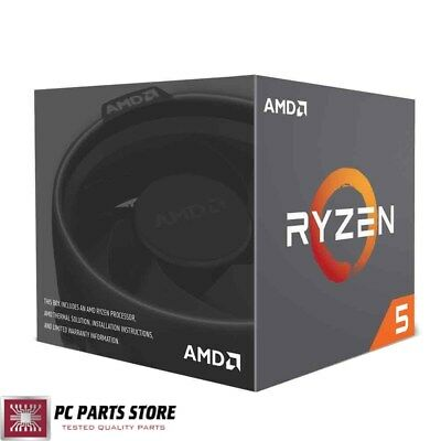AMD Ryzen 5 2600X 3.6GHz 6-Core 16MB AM4 Processor 95W CPU w/Wraith Spire Cooler