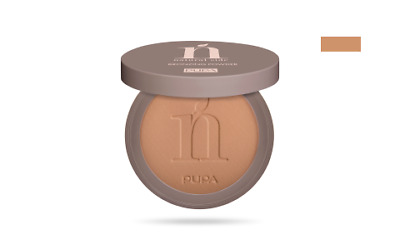 Pupa Natural Side Bronzing Powder terra compatta abbronzante Natural Bronze n.00